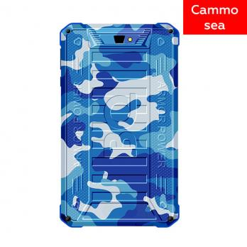 Планшетный ПК BQ-7098G Armor Power cammo sea