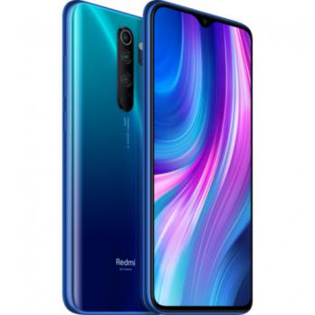 Xiaomi Redmi Note 8 Pro 6/64Gb EU Midnight Blue