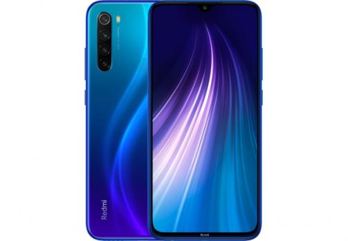 Телефон Xiaomi Redmi Note 8 4/128Gb EU Neptune Blue