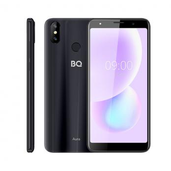 Смартфон BQ 6022G Aura dark gray