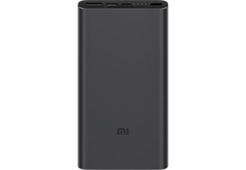 Xiaomi Mi Power Bank 3 10000mAh black PLM12ZM