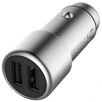 АЗУ Xiaomi ZMi Car Charger 2USB QC 3.0 36W AP821