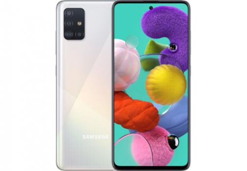 Телефон Samsung SM-A515FZ Galaxy A51 2020 4/64Gb White