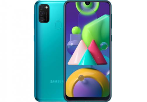 Samsung SM-M215 Galaxy M21 2020 4/64Gb Green