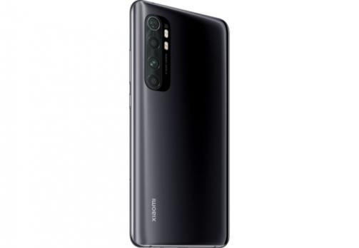 Телефон Xiaomi Mi Note 10 Lite 6/128GB EU Midnight Black