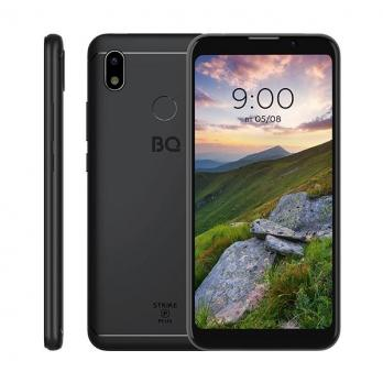 Смартфон BQ 5535L Strike Power Plus black LTE