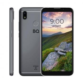 Смартфон BQ 5535L Strike Power Plus grey LTE