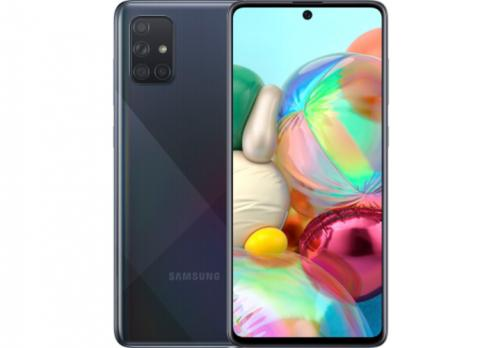 Samsung SM-A715FZ Galaxy A71 2020 6/128Gb Black