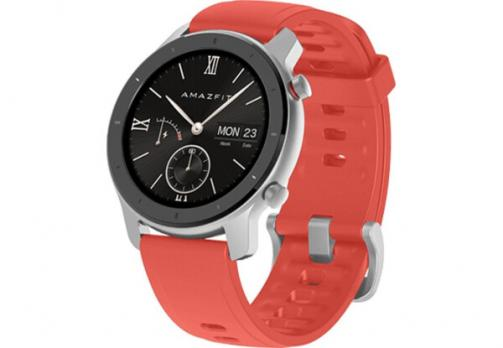 Часы Xiaomi Amazfit GTR 42mm Coral Red