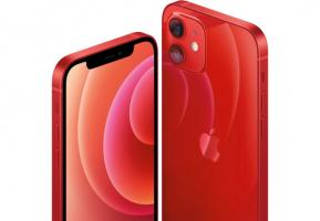 Apple iPhone 12 64Gb Product Red MGJ73FS/A