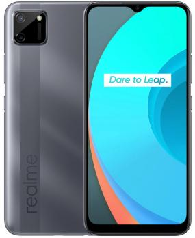 Realme C11 2/32Gb Pepper Gray