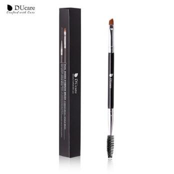 Двойная кисть Xiaomi Ducare brows and lashes DF16