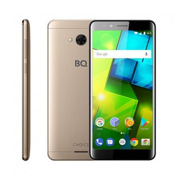 Смартфон BQ 5340 Choice gold