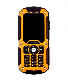 Телефон Sigma mobile X-treme IT67 Dual Sim orange