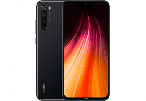 Телефон Xiaomi Redmi Note 8 4/64Gb EU Space Black