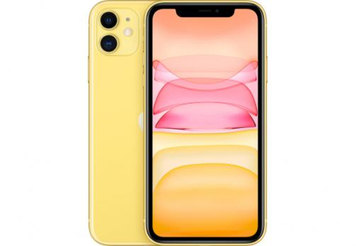 Apple iPhone 11 Dual Sim 128Gb Yellow